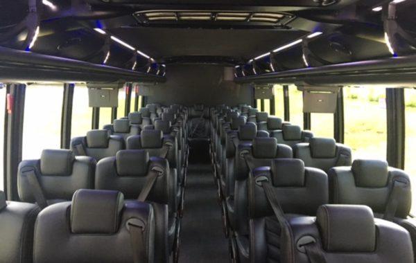 Mini Shuttle Bus for 36