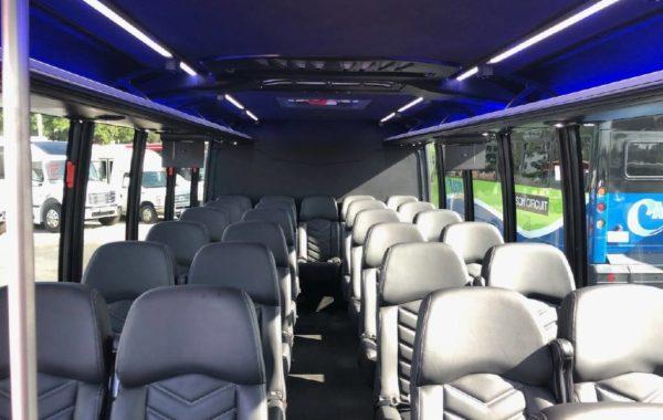 Mini Shuttle Bus for 26