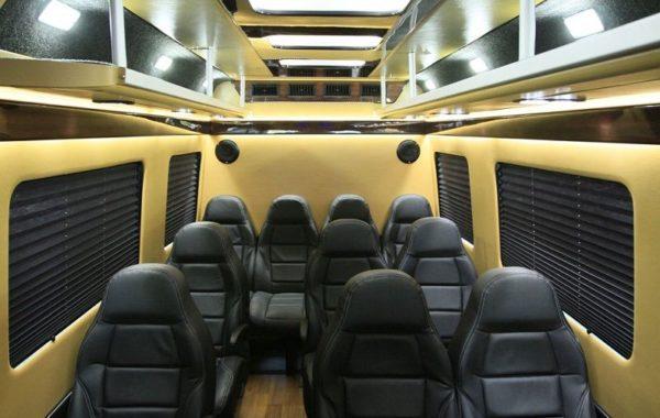 Mercedes Executive Van for 14