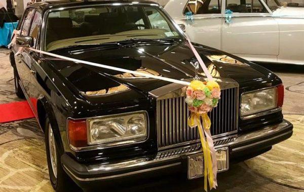 Rolls Royce Silver Spur II 1987