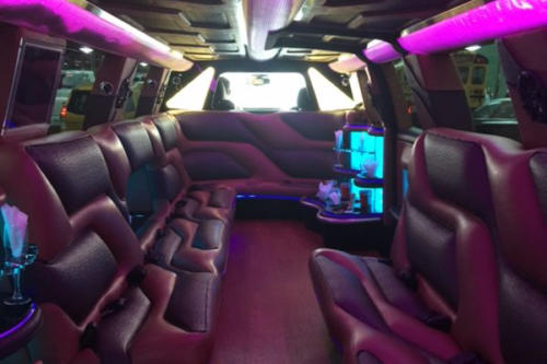 Chrysler 300 Stretch Jet Door Limousine for 12 5