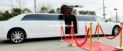 Chrysler 300 Stretch Jet Door Limousine for 12 1