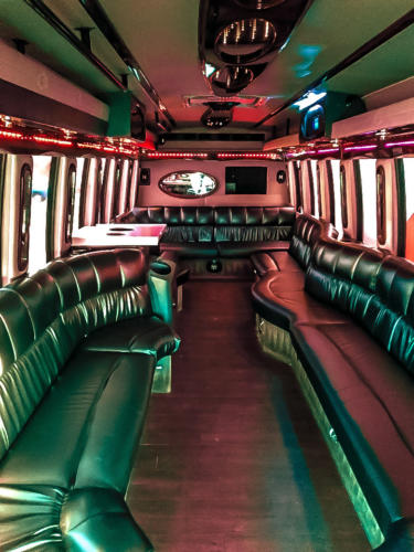 Limo Party Bus for 20