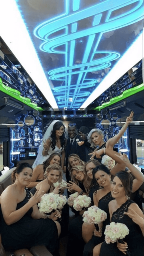 40 Pass Party Bus 3
