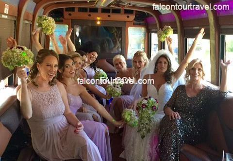 40 Pass Party Bus Trolly Type 2