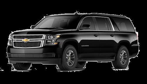 Chevrolet Suburban SUV Black 1
