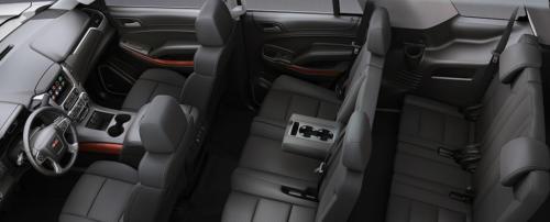 GMC YUKON XL SUV 2