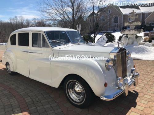 Rolls-Royce Austin Princess 1956 1