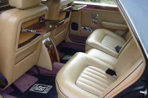Rolls Royce Silver Spur II 1987 3