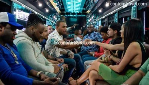 40 Pass Party Bus