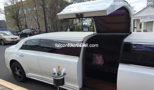 Chrysler 300 Stretch Jet Door Limousine for 12 4